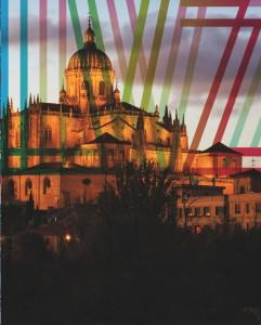 Salamanca acoge el Festival de Luz y Vanguardias