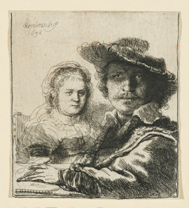 Rembrandt a subasta