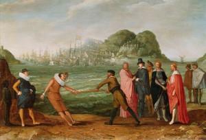 Tratado de paz – Museo San Telmo, San Sebastián. Hasta el 2 de octubre