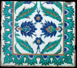 Iznik, la cerámica más deseada