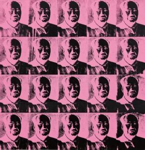 Mao y Warhol: un tándem ganador