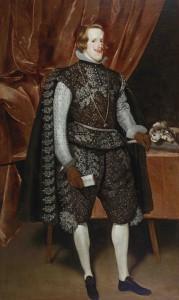 Un Felipe IV del taller de Velázquez a subasta