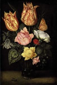 Bosschaert, el pintor de las flores