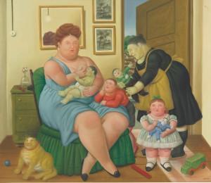 Botero, la 'perla' de la Colección Siegel