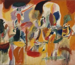 Expresionismo abstracto – Royal Academy of Arts, Londres. Hasta el 3 de enero