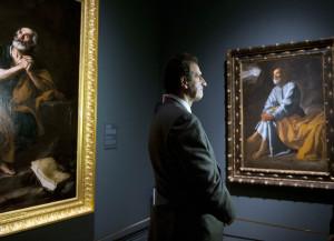 Gabriele Finaldi: Entre dos genios