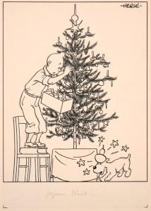 Record de Tintin en Artcurial