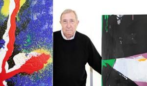 Juan Navarro Baldeweg: línea, color, estrato