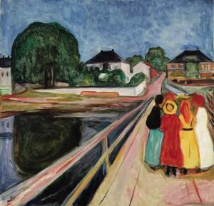 Munch, la estrella del Norte