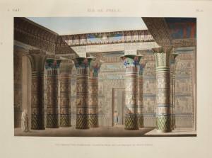 La enciclopedia egipcia de Napoleón