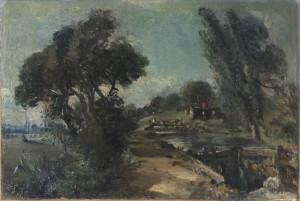 Un Constable inédito en Bonhams