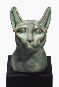 Sekmet, la diosa-león deslumbra en Sotheby's