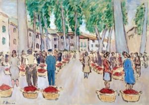 El Museo de Arte Moderno de Ceret homenajea a Pierre Brune. Hasta el 5 de marzo