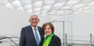Eli y Edythe Broad: Angeles del arte