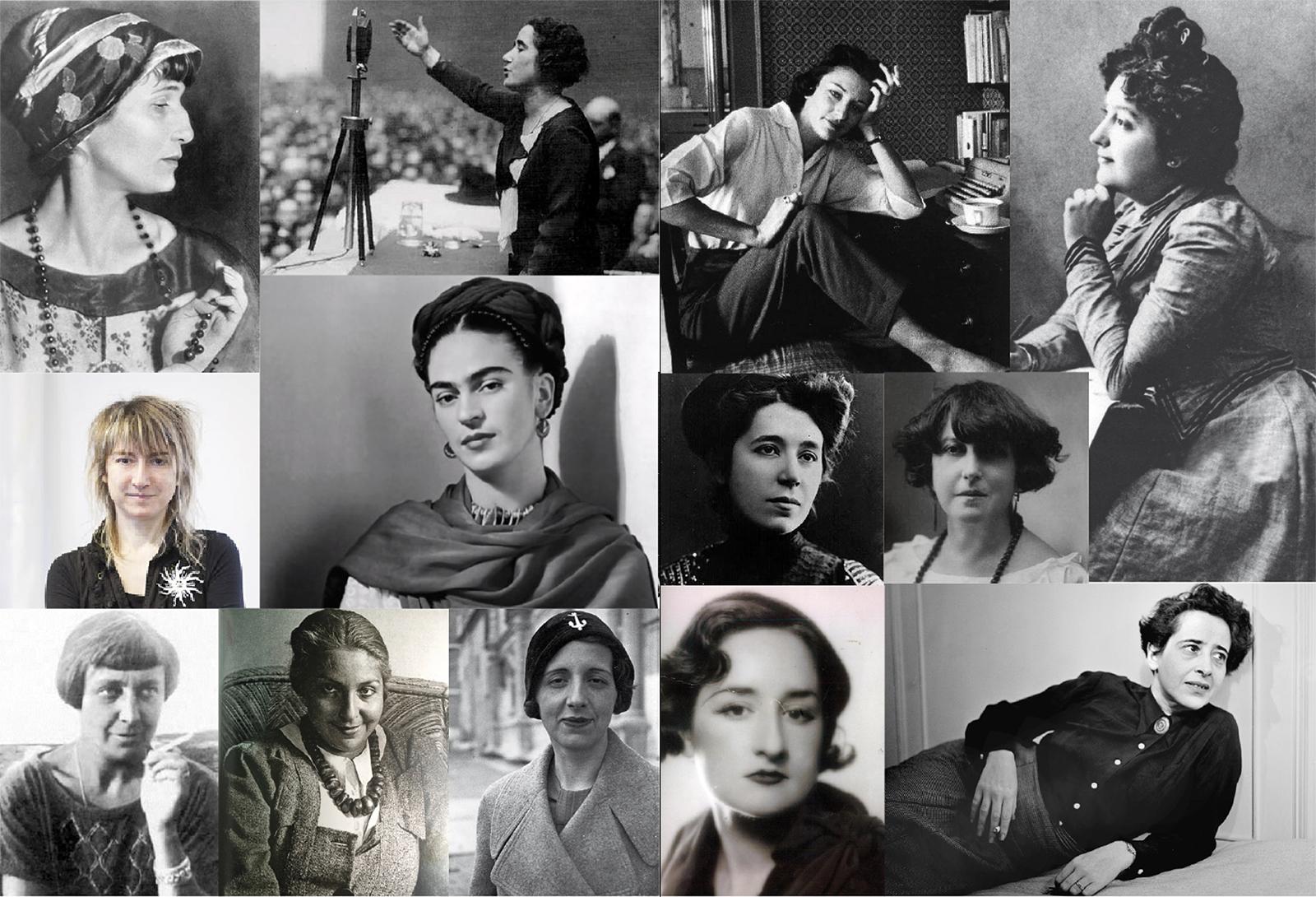 Mujeres artistas. Debes conocerlas