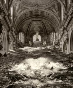 Pablo Genovés expone en la Catedral de San Pablo de Londres