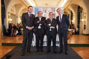 Celebración del 10º Aniversario en el Hotel Ritz