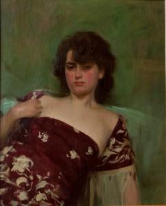 Ramon Casas, pintor del Modernismo