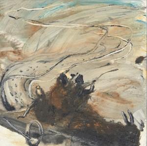 Un Barceló africano en Lamas Bolaño