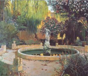 Jardines de España – Museu del Modernisme Catalá, Barcelona. Hasta el 9 de julio