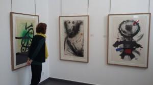 Miró en papel