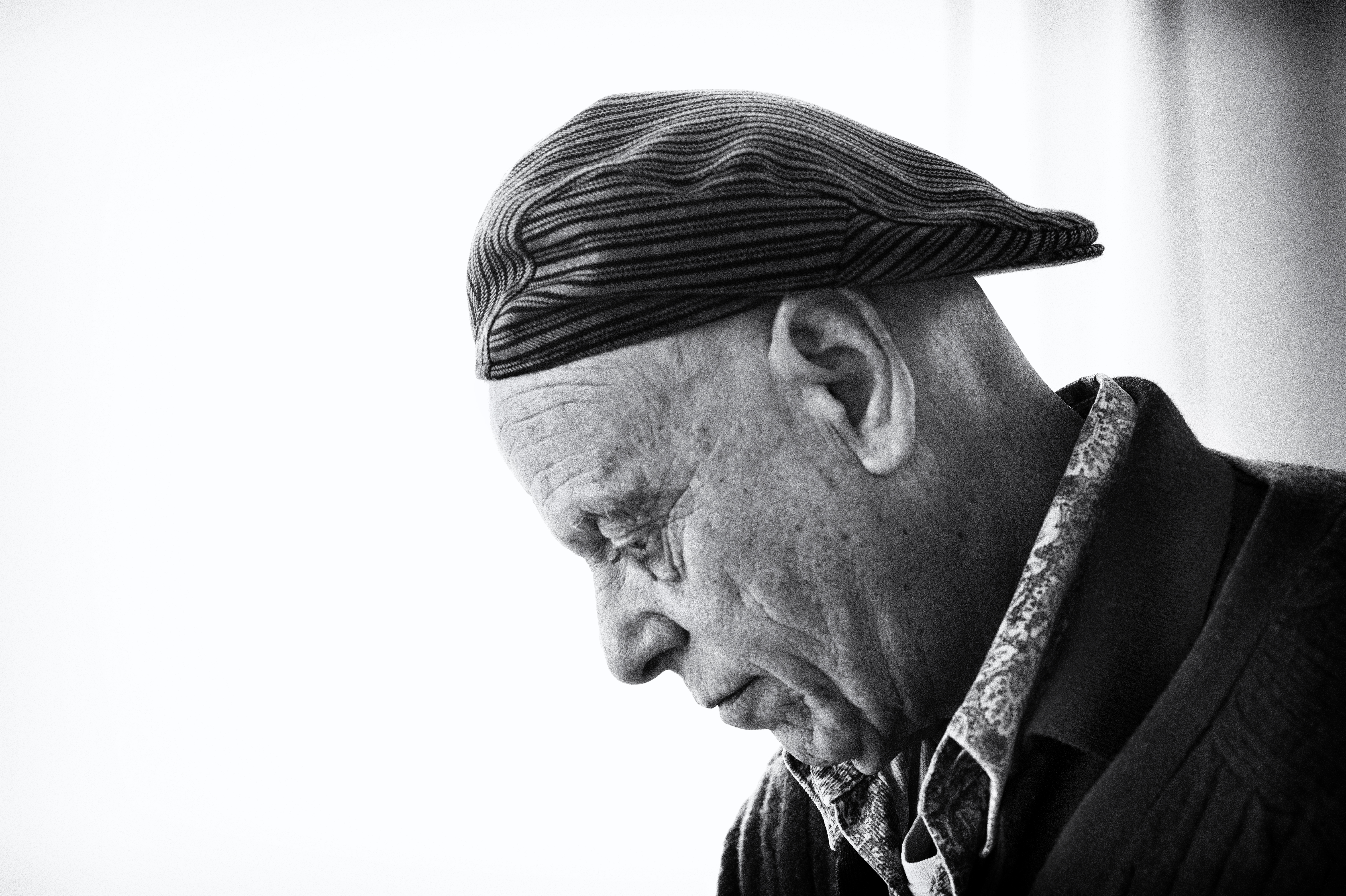 Retrato Carlos Franco