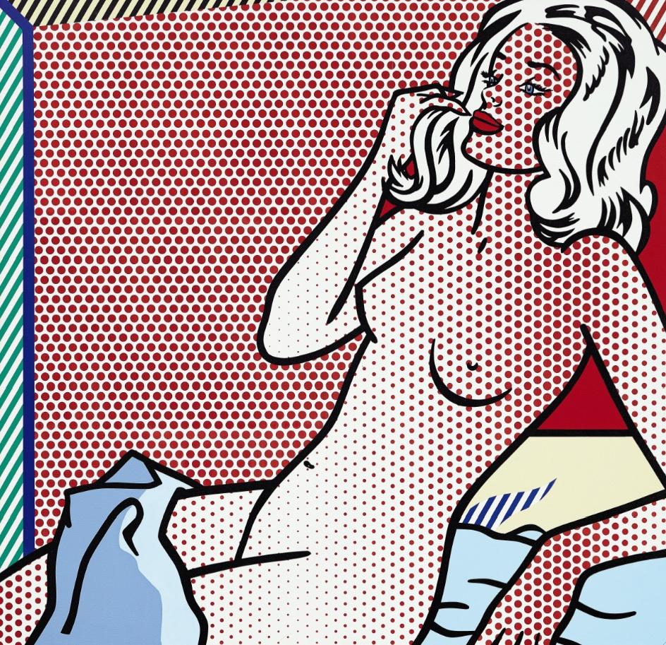 Sothebys. Roy Lichtenstein