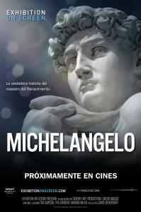 Michelangelo en la gran pantalla