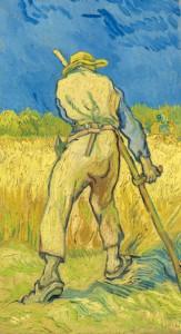 El segador de Van Gogh
