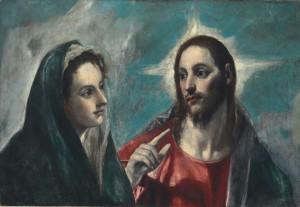 El Greco ilumina Christie's