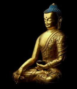 Akshobhya, el Buda imperturbable