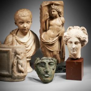 La colección arqueológica de Henry de Montherlant