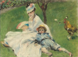 Monet, el coleccionista discreto