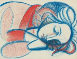 Picasso, ladrón de momentos