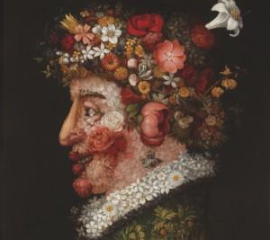 Arcimboldo, un pittore raro