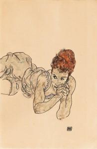 Egon Schiele, la refinada transgresión