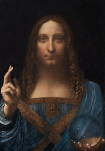 El último Leonardo reaparece en Christie's