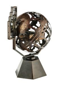 La más antigua esfera armilar de Oriente