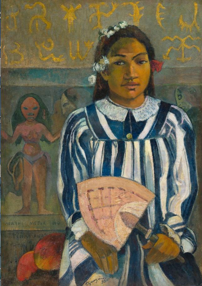 Gauguin el alquimista