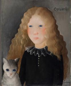 Olga Sacharoff – Museu d'Art de Girona. Hasta el 2 de abril