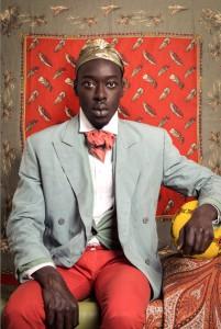 El color de Africa en Artcurial