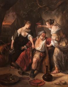 El otro Steen – Mauritshuis, La Haya. Hasta el 13 de mayo