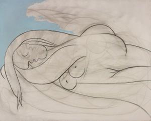 La bella durmiente de Picasso