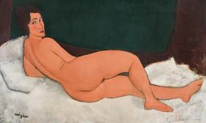 Un Modigliani erótico que puede hacer historia
