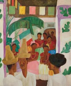 Diego Rivera y los Rockefeller