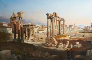 Viva Roma – La Boverie, Lieja. Hasta el 26 de agosto