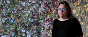 Jennifer Steinkamp y las flores de otro mundo