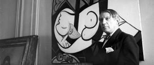 Picasso, la llama incandescente