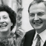 David-Rockefeller-and-Peggy-Arthur-Lavine-photo