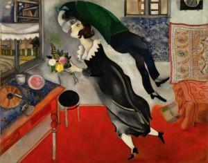 Chagall, los años decisivos